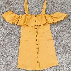 Forever 21 Woven Dress